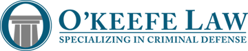 Patrick William O'Keefe – Criminal Defense, and Sexual Assault Attorney. Logo