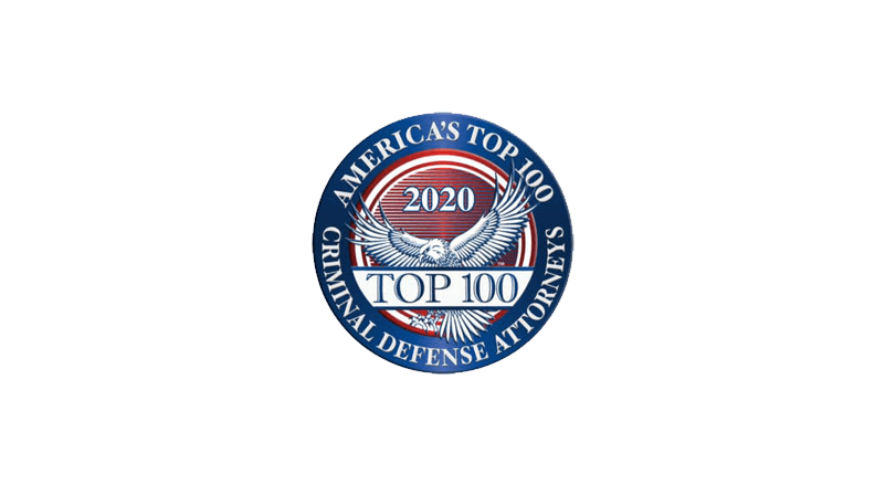 top 100 criminal defense attorneys seal
